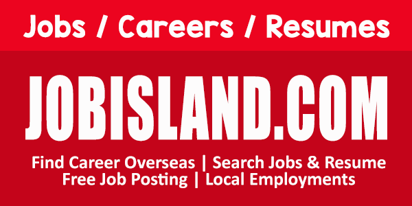 Free Job Advertising & Resume Search - JobIsland com